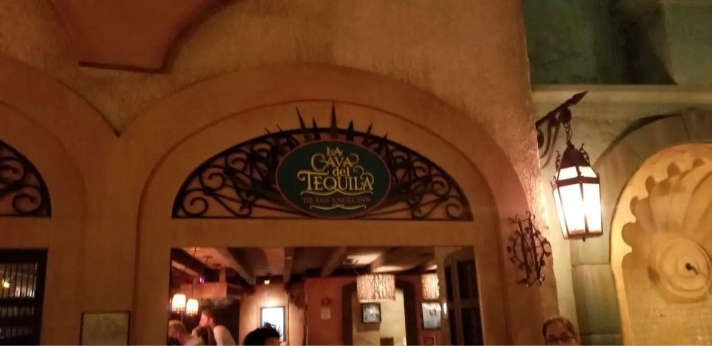 Inside seating returns to La Cava del Tequila in EPCOT