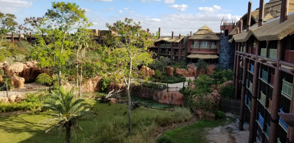 Disney's Animal Kingdom Lodge is reopening on Aug. 26th