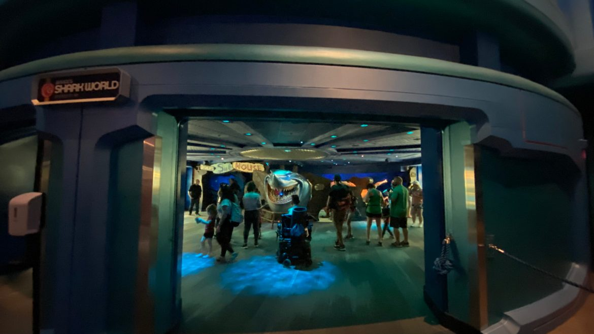 Epcot Family Playgrounds have Reopened