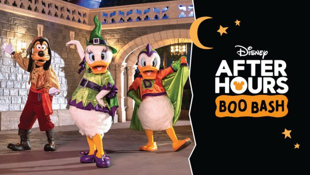 Boo Bash is now sold out for Halloween at the Magic Kingdom