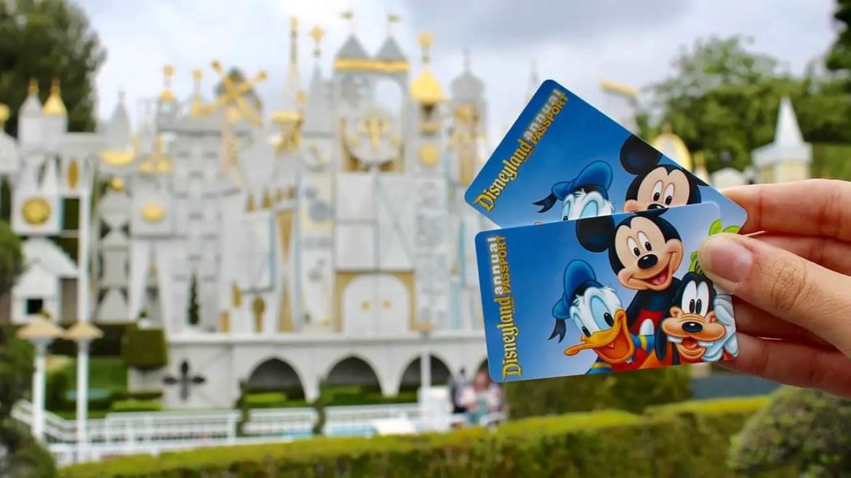 New Disneyland Membership Program will begin relatively soon