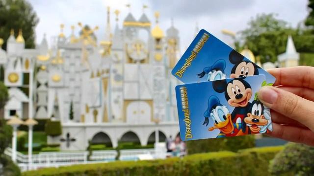 New Disneyland Membership Program will begin relatively soon 1