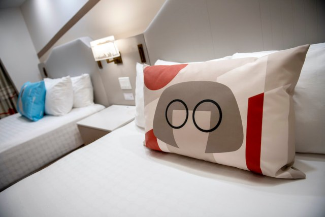 First look at the Incredibles Rooms at Disney's Contemporary Resort 2