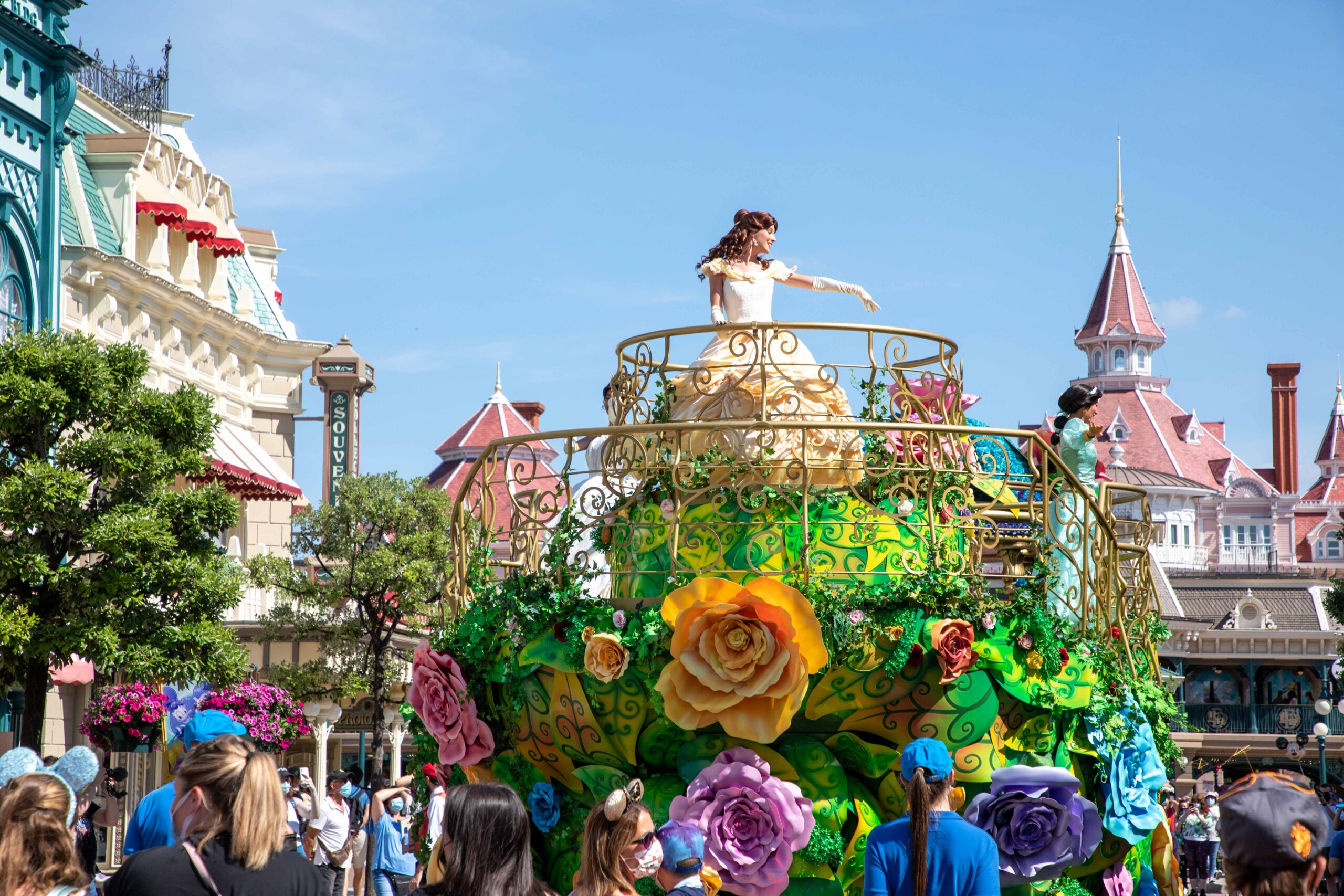 Disneyland Paris Officially Reopens today! 13