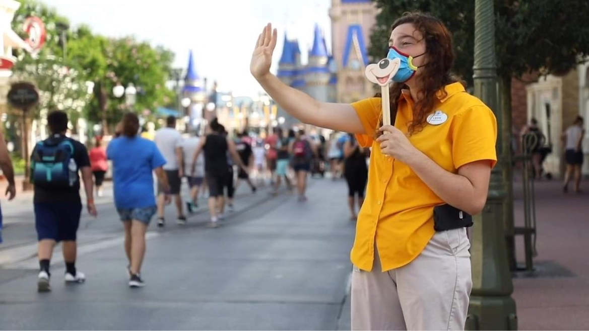 Select Disney World Cast Members no longer required to wear Face Masks