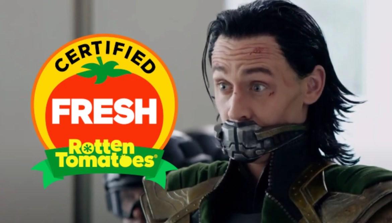 Marvel Studios Disney+ Series 'Loki' Earns Fresh Rating on Rotten Tomatoes