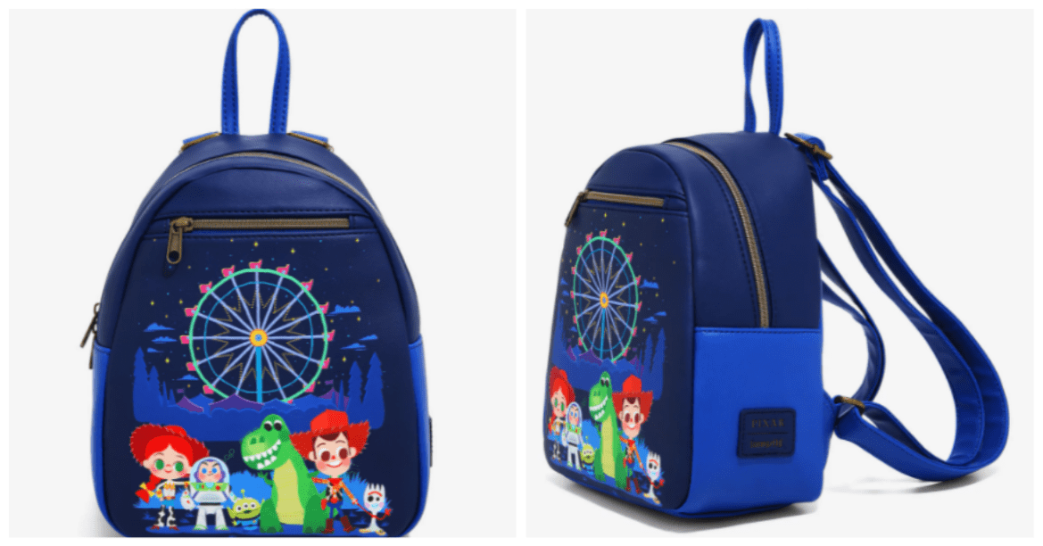 Toy Story Carnival Backpack By Loungefly
