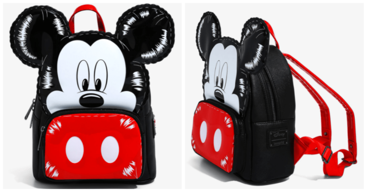 Float Away With The Mickey Balloon Loungefly Bag