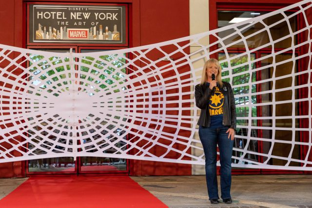 Hotel New York – The Art of Marvel Officially Opens Today at Disneyland Paris 3