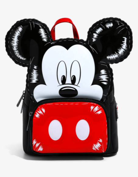Float Away With The Mickey Balloon Loungefly Bag 1