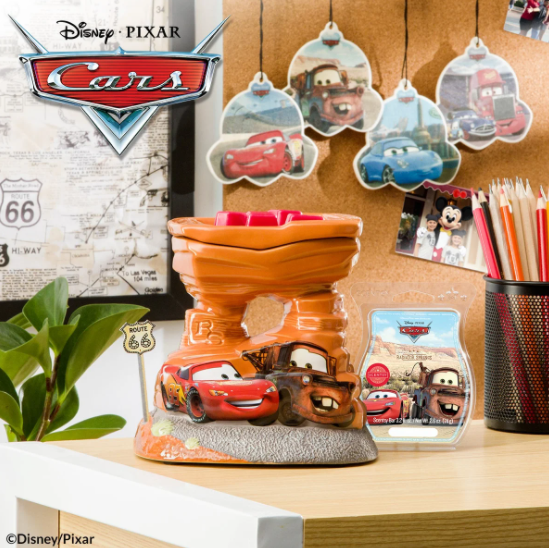 New Pixar Cars Scentsy Collection Coming Soon 1