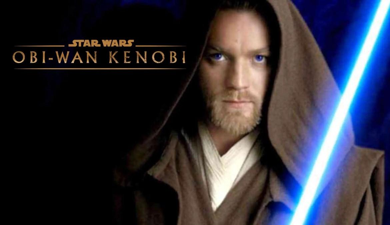 New Photos Feature Ewan McGregor on Set of the 'Obi-Wan Kenobi' Series