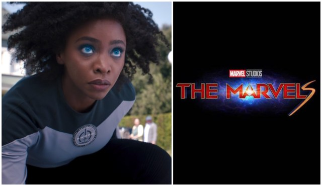 Teyonah Parris Will Return as Monica Rambeau for the 'Captain Marvel' Sequel 1