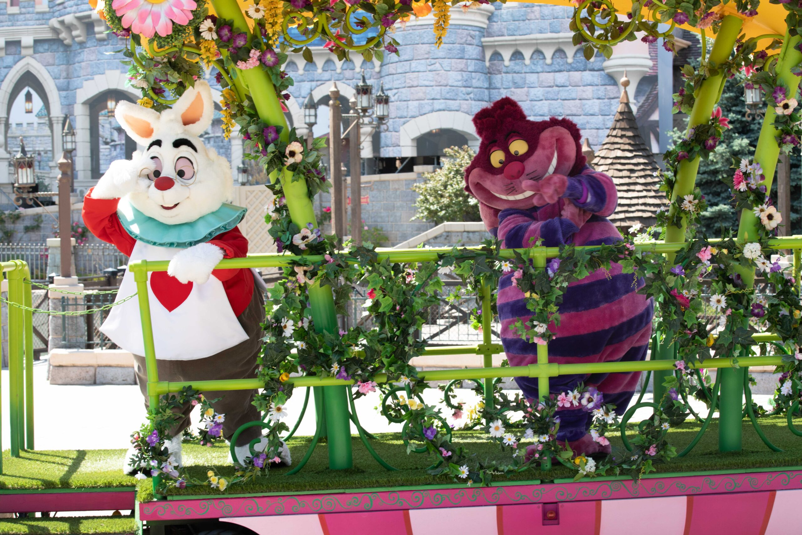 Disneyland Paris Officially Reopens today! 15