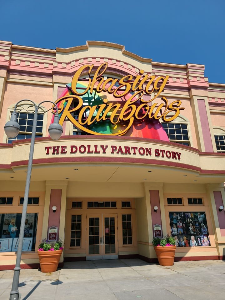 Dollywood's Summer Celebration opens with an exclusive INTEL® drone light show on June 25th 3