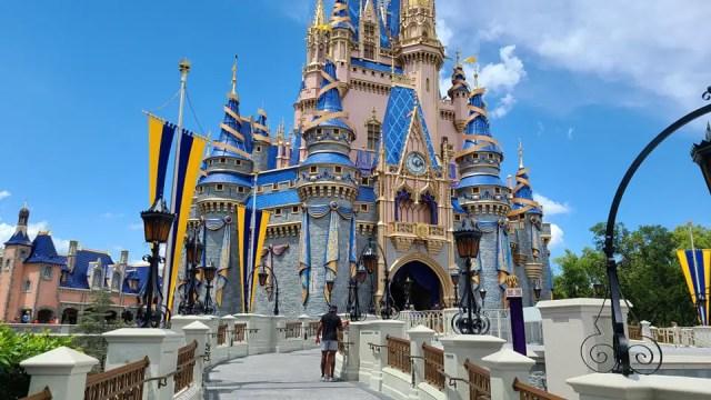Missing Jewel is Back on Cinderella Castle 1