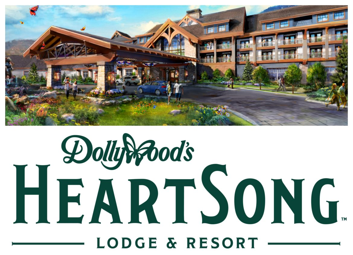Dolly Parton's Dollywood Announces New Resort Property – HeartSong Lodge & Resort