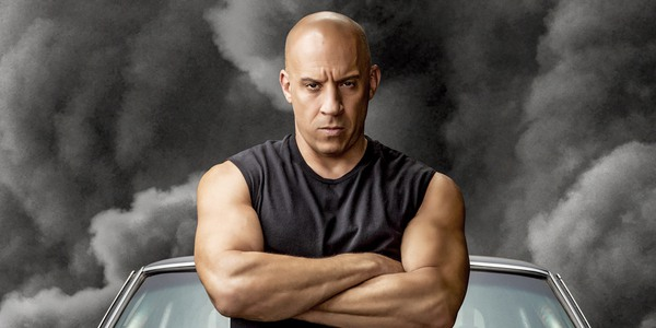 Vin Diesel Spotted During Universal Hollywood Studios Tour