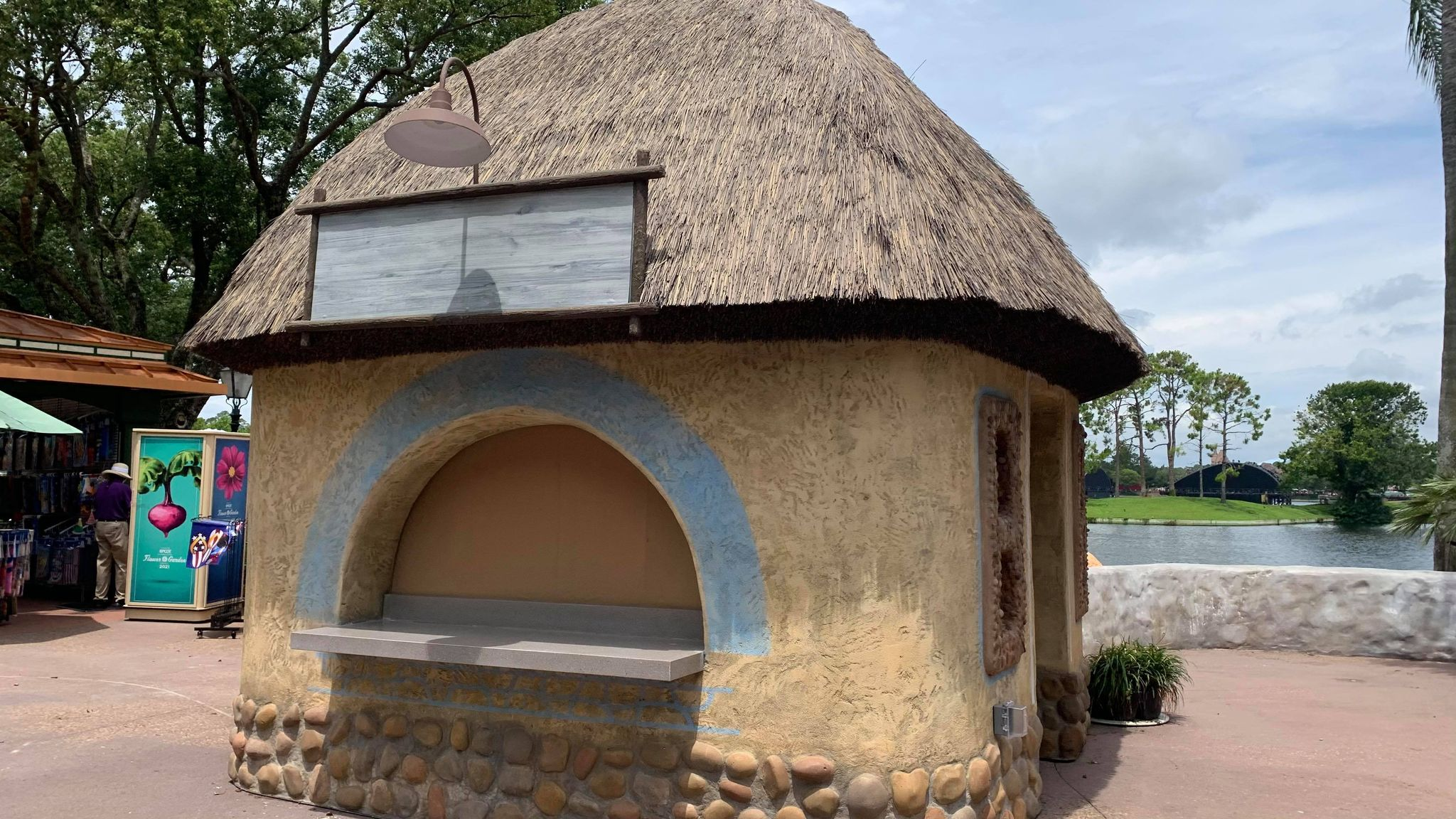 New Food & Wine Festival Booths Now in Epcot 3