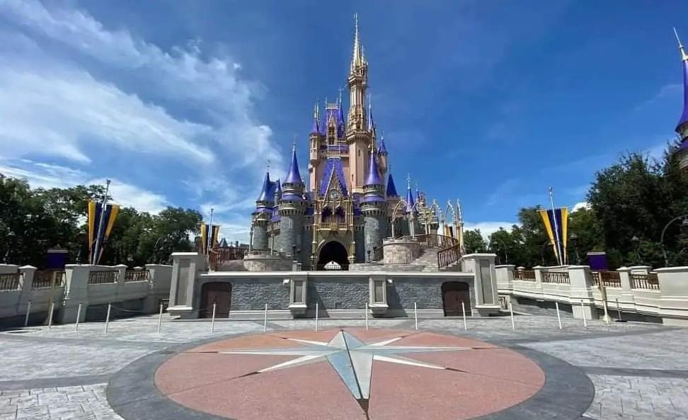 Disney World Theme Park Hours Released Through September 11th