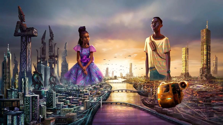 New Series Named 'Iwájú' from Walt Disney Animation Studios Coming to Disney+