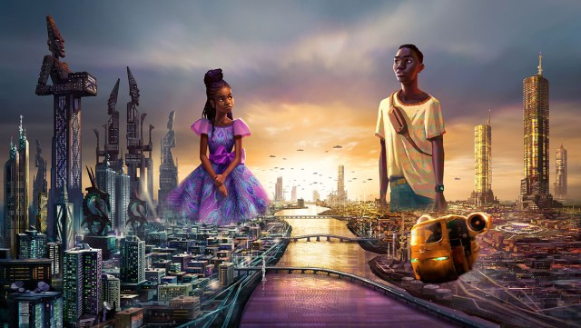 New Series Named 'Iwájú' from Walt Disney Animation Studios Coming to Disney+ 1