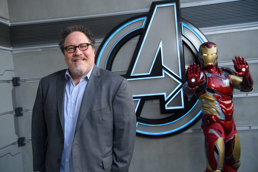 Avengers Assembled for the Grand Opening of Avengers Campus 3