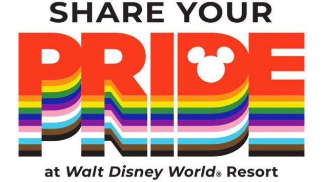 Share your Pride all month long at Walt Disney World 1