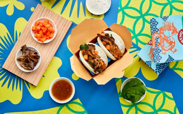 All-New Asian Fusion 'Bend the Bao' coming to Universal Orlando on June 15th 3
