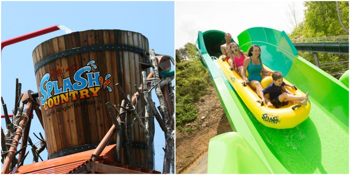Join Dollywood's Splash Country on June 17th for a Water Safety Education Event.