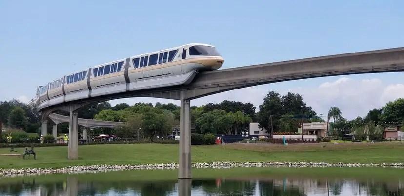 Which Disney World Transportation still isn't running?