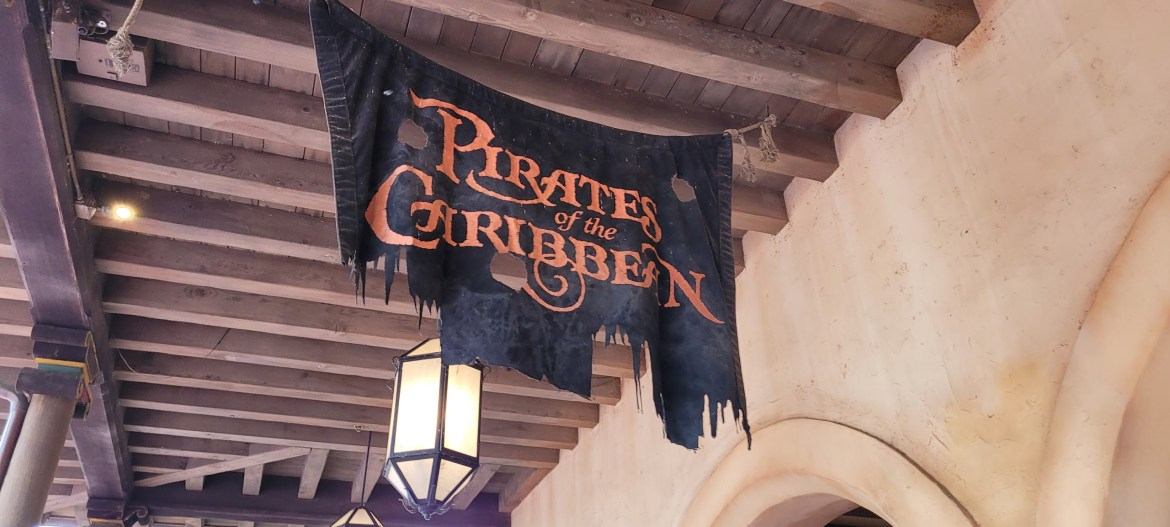 Work to begin on Pirates of the Caribbean in the Magic Kingdom