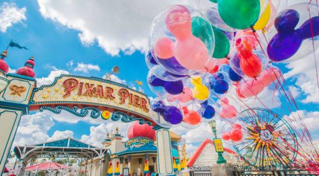 Which COVID-Era changes are remaining at Disneyland 3