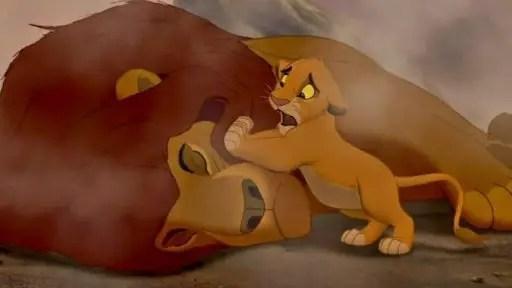 'The Lion King' Mufasa Death Scene Birthday Cake Goes Viral