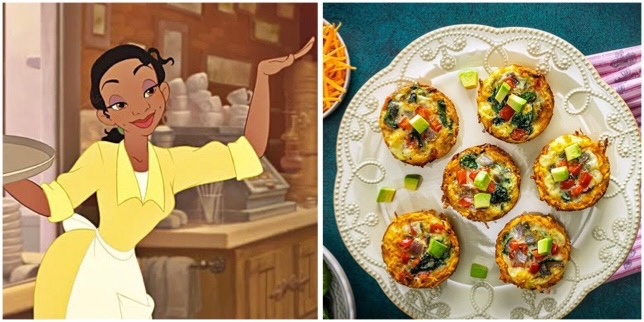 Tiana's French Quarter Quiche Is A Meal Fit For Royalty!