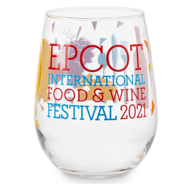 First look at the Epcot International Food & Wine Festival Merch for 2021 4