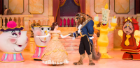 Beauty and the Beast - Live on Stage will be returning to Theater of the Stars on Sunset Boulevard in Hollywood Studios 10