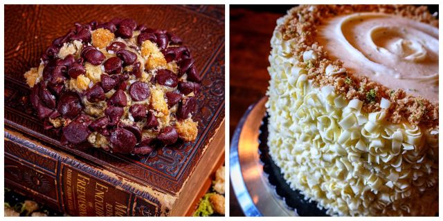 Two new Key Lime Treats available at Gideon's Bakehouse