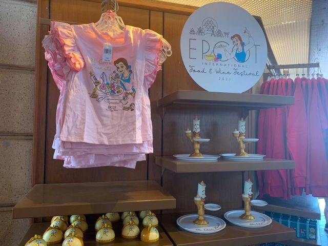 First look at the Epcot International Food & Wine Festival Merch for 2021 24