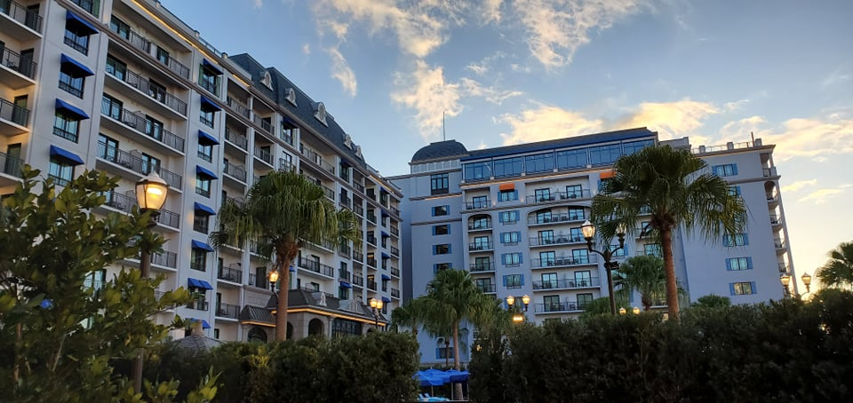 Excellence Awarded to Disney's Riviera Resort