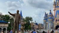 Walt Disney World Statue