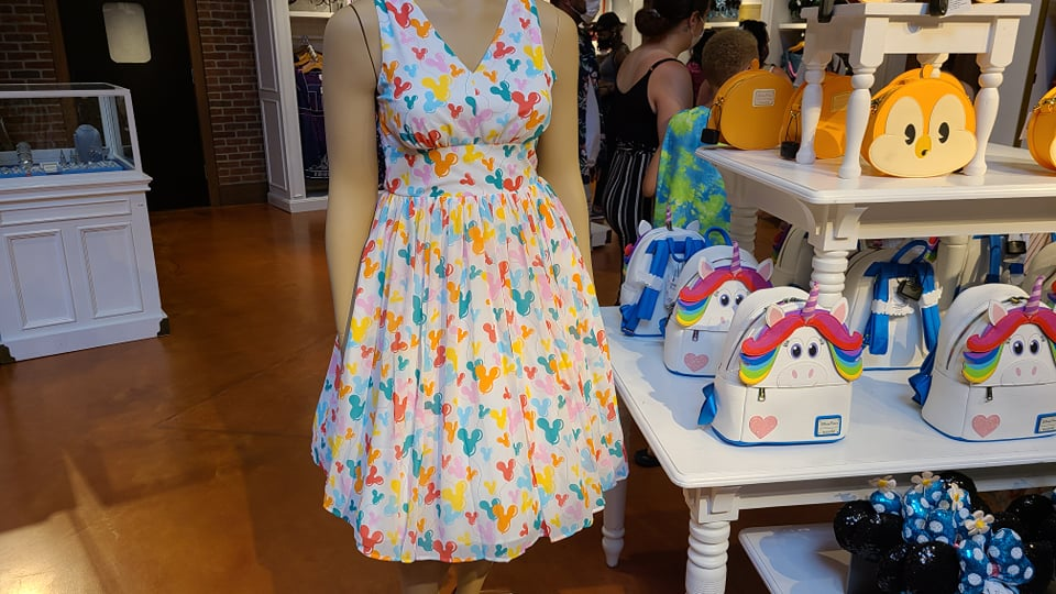 Fabulous New Mickey Balloons Dress!