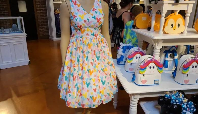 Fabulous New Mickey Balloons Dress! 2
