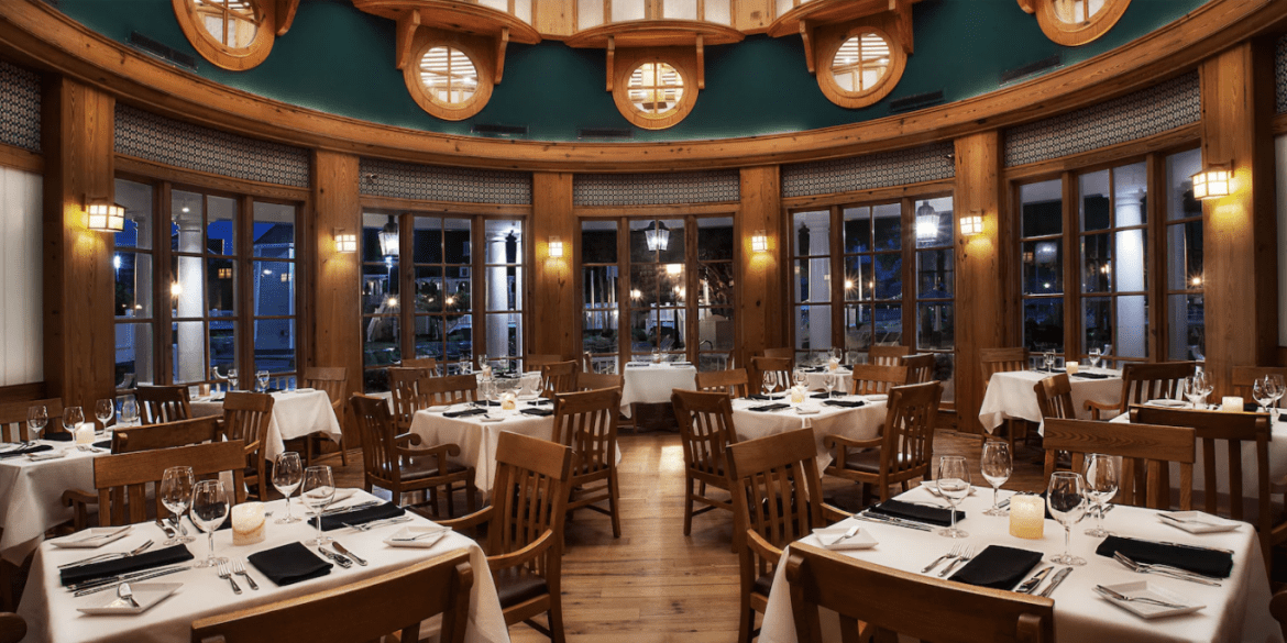Yachtsman Steakhouse reopens on Aug 5th with an updated menu