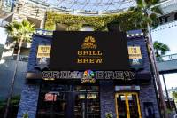 NBC Sports Grill & Brew now open at Universal Hollywood 11
