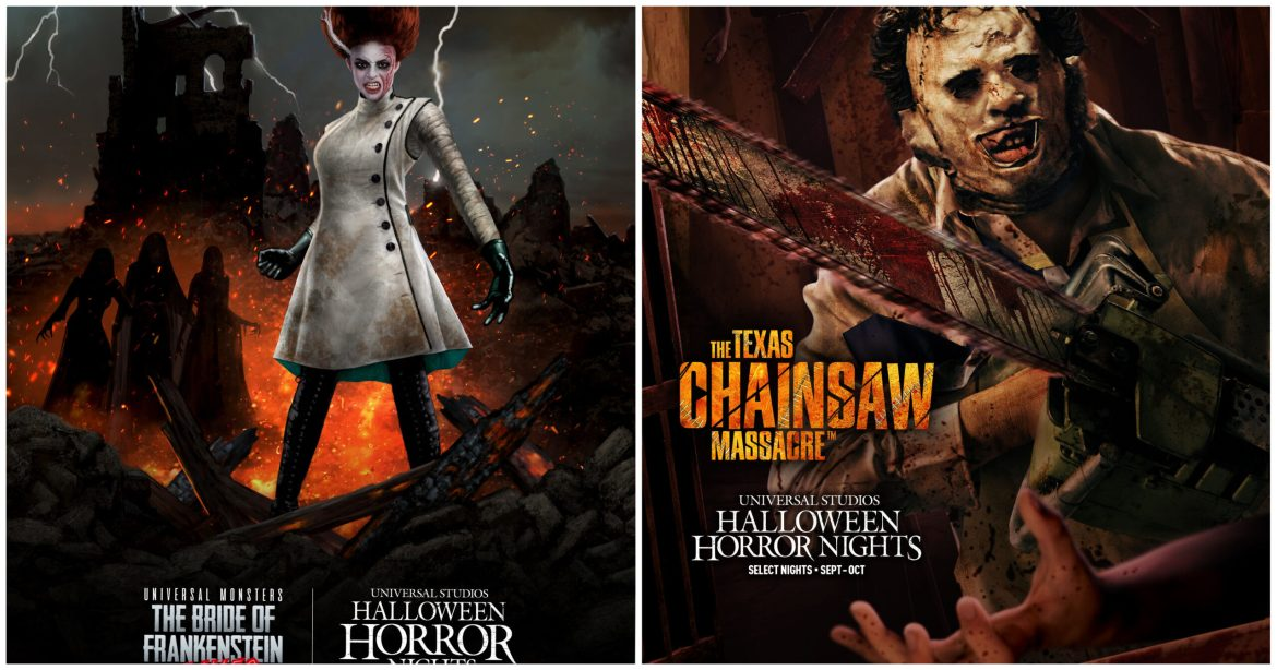 Universal Studios Adds Two More Classic Houses to Halloween Horror Nights