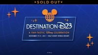 Destination D23 event at Walt Disney World sells out in minutes 14