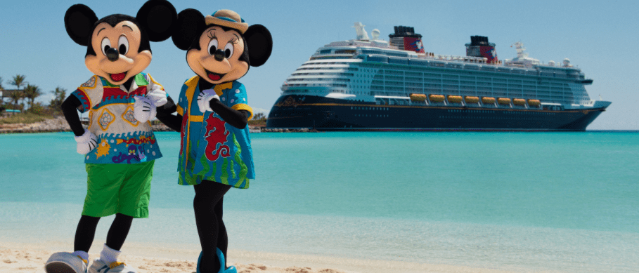 Health and Safety measures in place for Disney Cruise Line