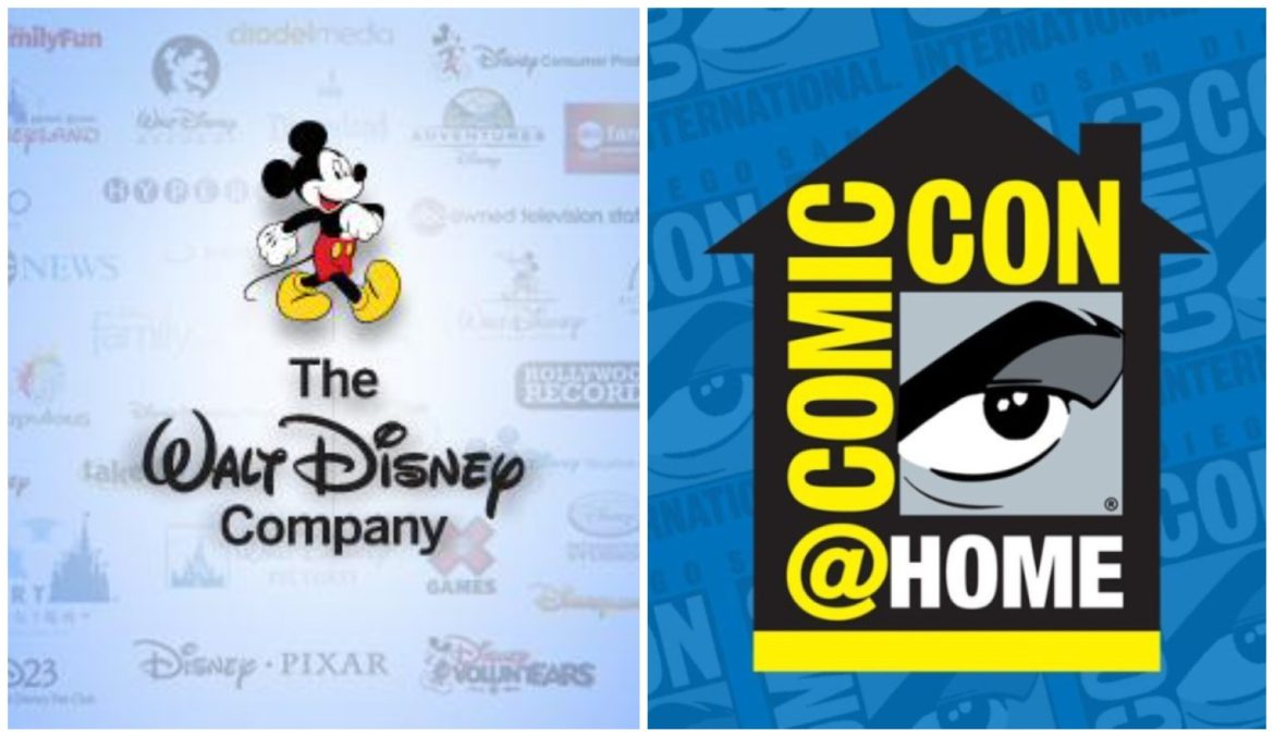 Disney Panels Announced for Comic-Con at Home 2021
