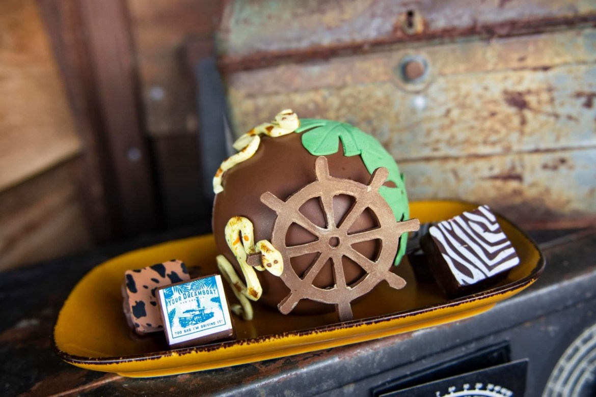 Satisfy your sweet tooth with new Jungle Cruise Pinata at Disney Springs